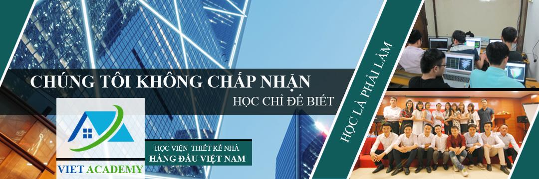 Hoc autocad, hoc 3d max, hoc sketchup, hoc revit, học dự toán chuyên nghiệp ở Hà Nội, TPHCM