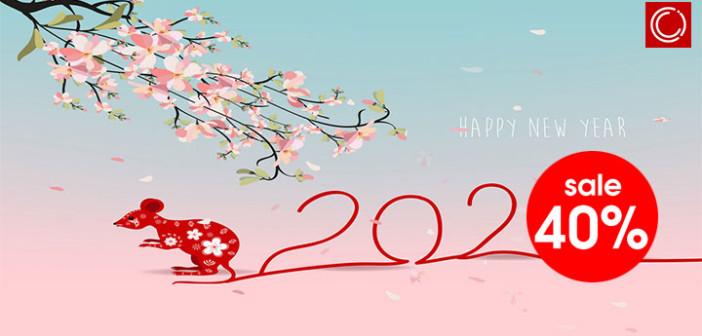 Mừng năm mới 2020